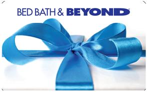BED BATH & BEYOND® GIFT CARD