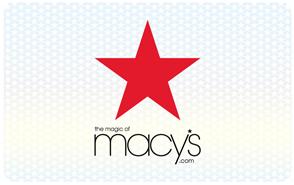 MACY'S GIFT CARD