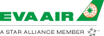EVA Air A Star Alliance Member